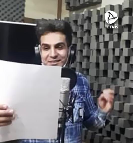 تتنیس مدیا - مسعود حشمتیان