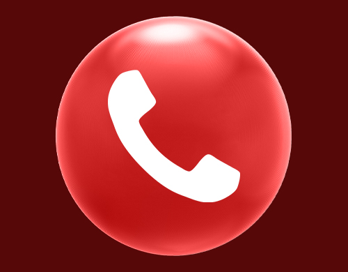 تتنیس مدیا - تلفن تماس